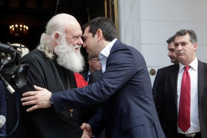 Με νομοσχέδιο για τον εξορθολογισμό των σχέσεων Κράτους-Εκκλησίας θα προχωρήσει η κυβέρνηση
