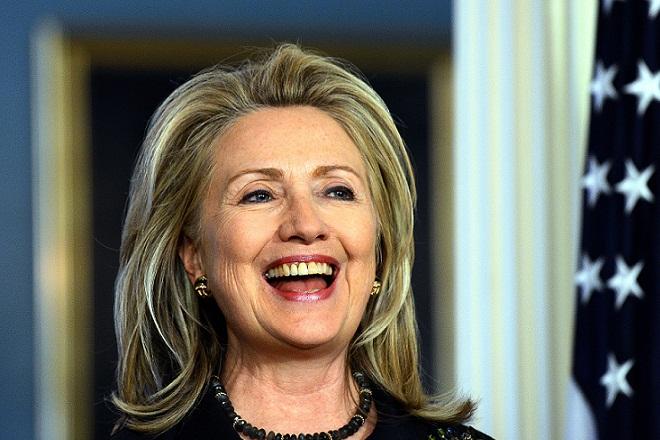Υποψήφια για την προεδρία των ΗΠΑ η Χίλαρι Κλίντον