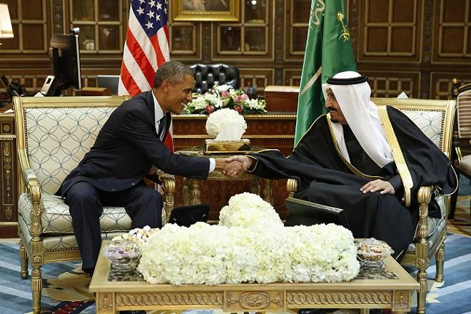 19.000 αμερικανικές βόμβες στην Σαουδική Αραβία