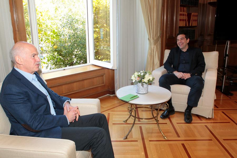 Παπανδρέου: Η θέση της Ελλάδας στην Ευρωζώνη είναι κατάκτηση που δεν πρέπει να χαθεί