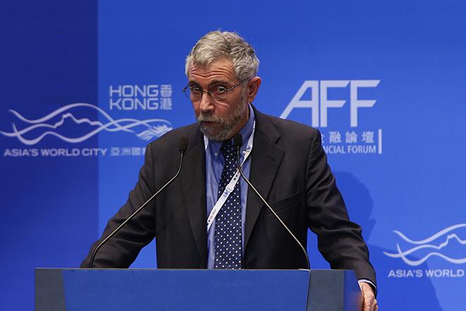 Κρούγκμαν προς ΔΝΤ: Τι νομίζετε ότι κάνετε;