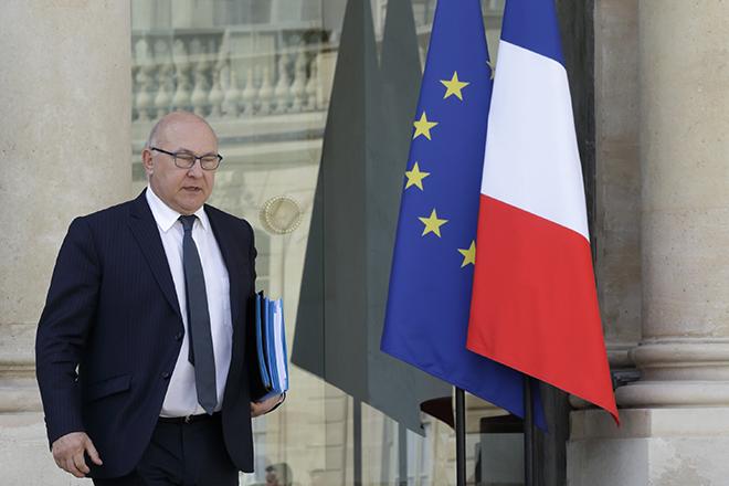 Αισιόδοξος ο Σαπέν για συμφωνία με την Ελλάδα