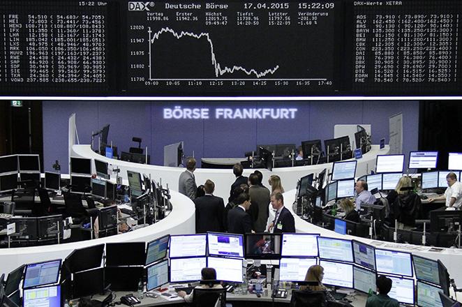 «Μαύρη Παρασκευή» για τα ευρωπαϊκά Χρηματιστήρια