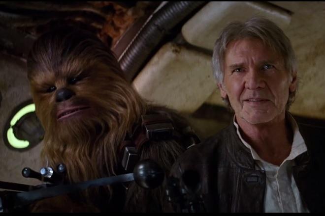 Το νέο trailer του Star Wars εκτόξευσε «στα άστρα» την αξία της Dιsney