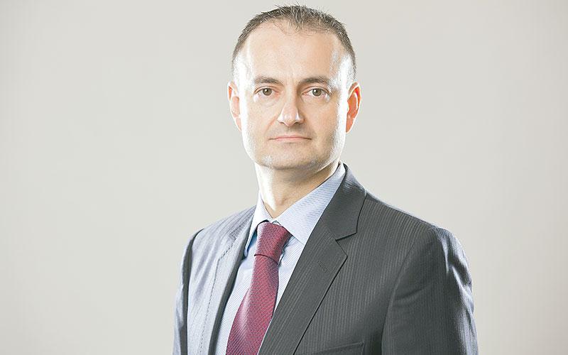 Ο διευθύνων σύμβουλος-επικεφαλής Ευρώπης της Bank of America Merrill Lynch Αθανάσιος Βαμβακίδης.