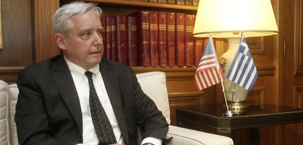 «Μη φιλική πράξη» η τυχόν απελευθέρωση Ξηρού για τον Αμερικανό πρέσβη
