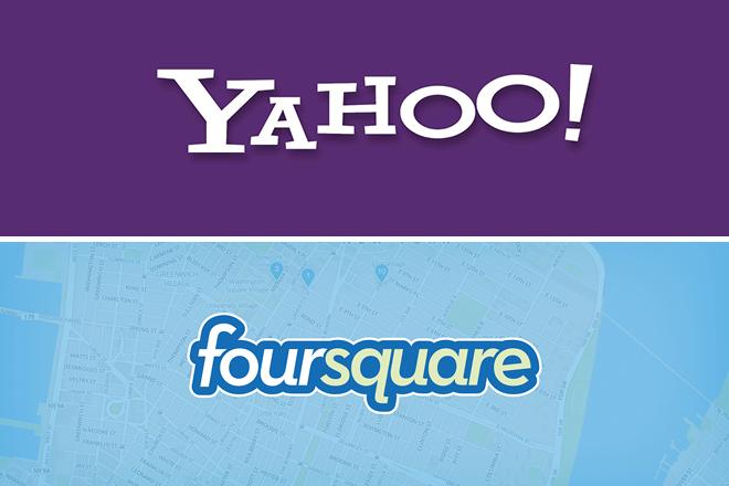 Yahoo!: Εξαγοράζει το Foursquare;
