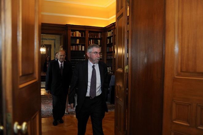 Κρούγκμαν: Τόσο η Ελλάδα, όσο και η Ε.Ε. θα υποφέρουν από ένα ατύχημα