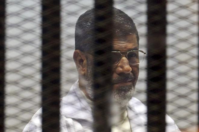 20 χρόνια φυλακή στον πρώην πρόεδρο της Αιγύπτου, Μοχάμεντ Μόρσι
