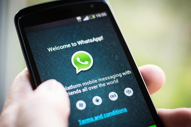 To WhatsApp είναι «κάτω»
