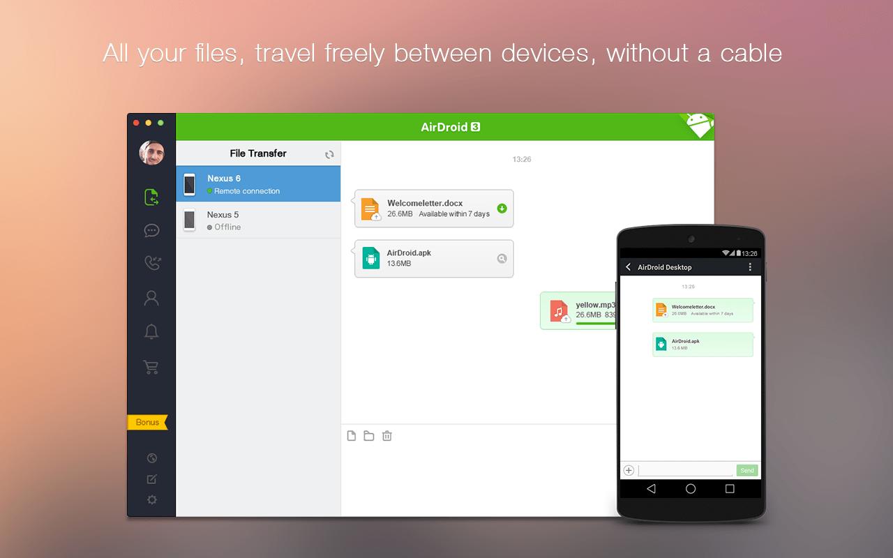 Από τον υπολογιστή σας, μπορείτε να συνδέεστε σε επιλεγμένες συσκευές Android και Samsung με αυτές τις δύο εφαρμογές: Εφαρμογή Βοηθός.