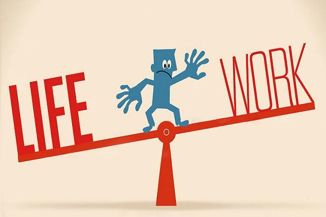 Ισορροπία μεταξύ επαγγελματικής και προσωπικής ζωής; Γίνεται!