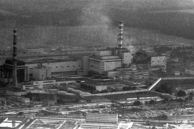 Σπάνιες φωτογραφίες από την πυρηνική καταστροφή του Τσερνόμπιλ