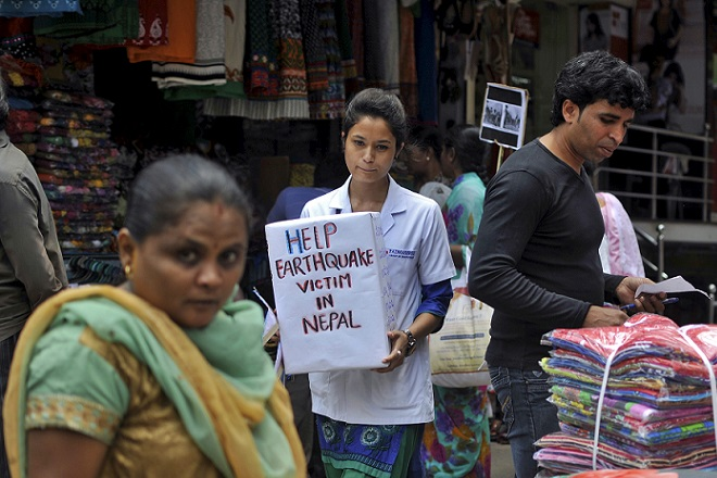 Μισό εκατομμύριο δολάρια προσφέρει το Ίδρυμα Σταύρος Νιάρχος στο Νεπάλ.