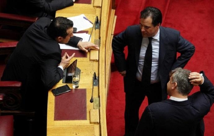 Κόντρα στη βουλή για τον «μερκελισμό»