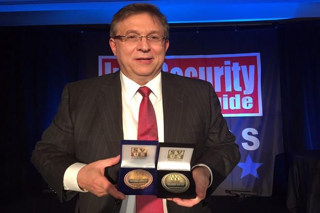 GLOBO: Διπλή διάκριση στα Info Security 2015 Global Excellence Awards