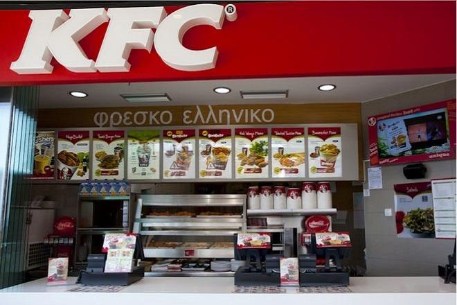 Το KFC ξανά στο κέντρο της Αθήνας