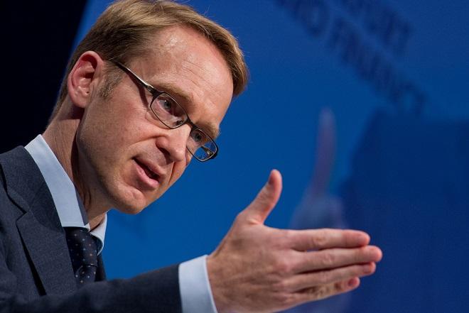 Υποβαθμίζει το θέμα του χρέους ο Γερμανός κεντρικός τραπεζίτης