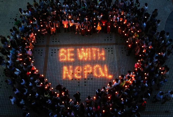 Νεπάλ: Τα ρίχτερ που συγκλόνισαν τα social media