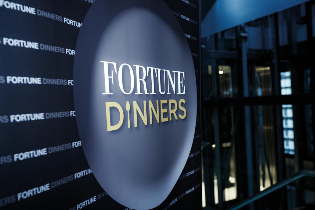 To πρώτο Fortune Dinner είναι γεγονός