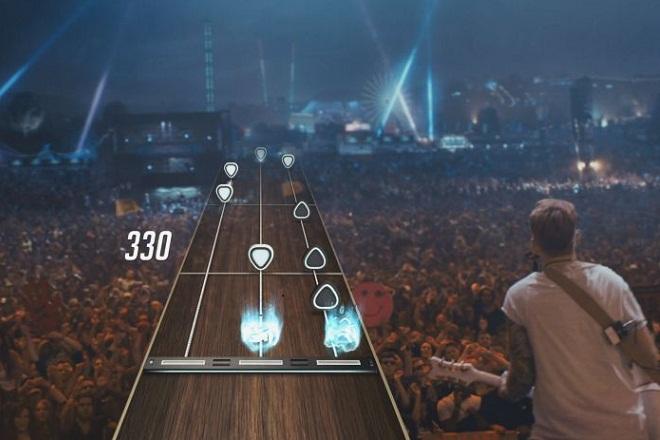 Η μεγάλη επιστροφή του Guitar Hero