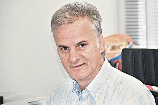 Ο Δημήτρης Πισιμίσης Manager of the Year 2014