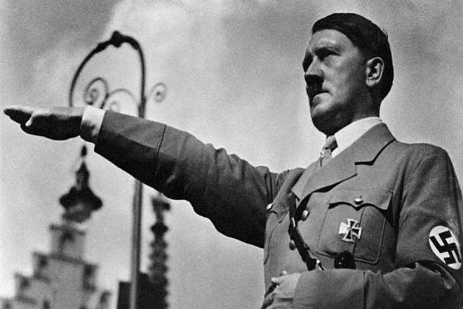 Αυτή είναι η τελευταία φωτογραφία του Χίτλερ