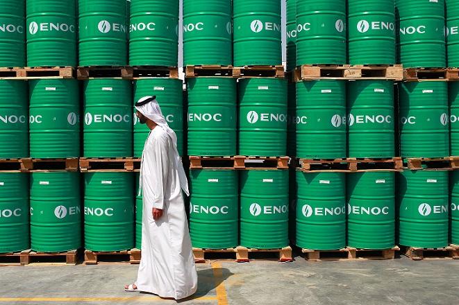 Το πετρέλαιο «έπιασε» τα 60 δολάρια για πρώτη φορά φέτος