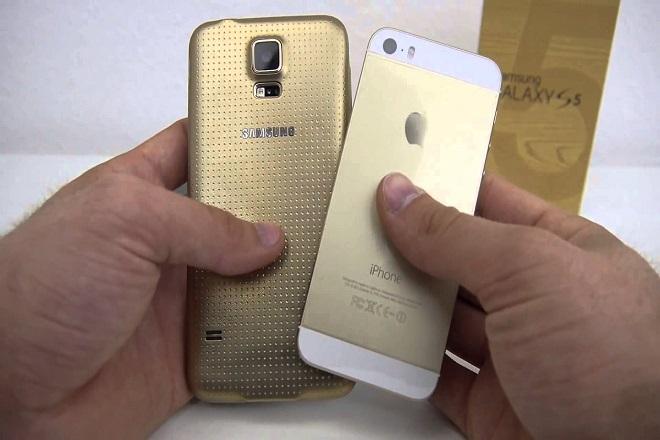 Γιατί όλοι αγοράζουν χρυσά κινητά;