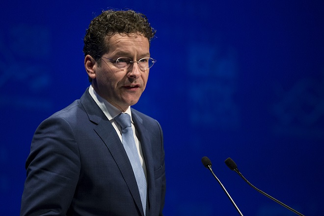 Dijsselbloem attends the Asian Financial Forum in Hong Kong