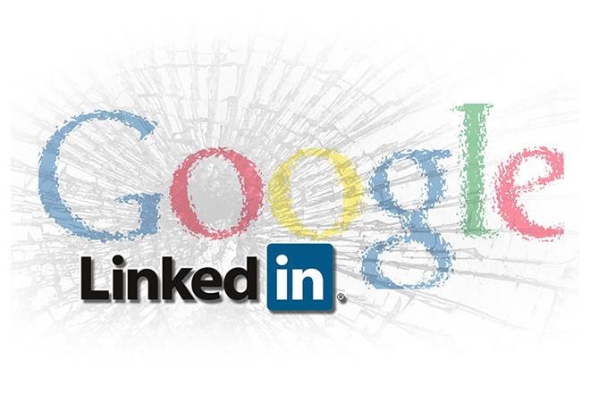 LinkedIn – Google σημειώσατε «1»