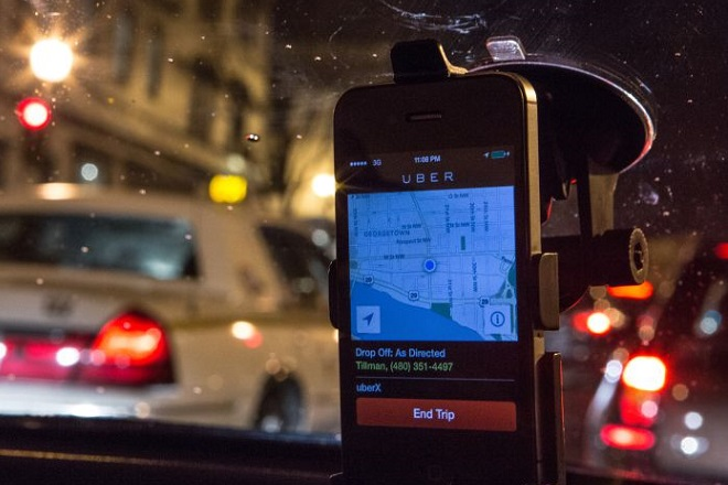 Η Uber δίνει 3 δισ. δολάρια για την υπηρεσία χαρτογράφησης της Nokia