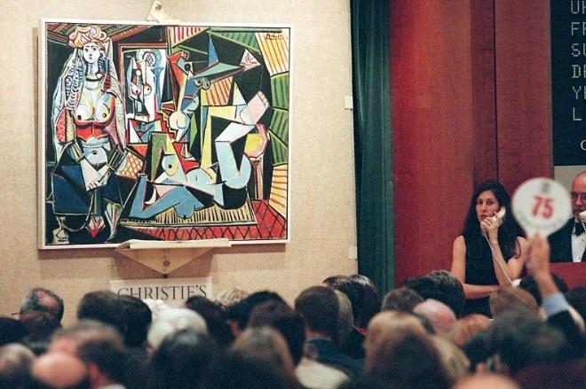 Πίνακας του Πικάσο σπάει κάθε ρεκόρ στις δημοπρασίες