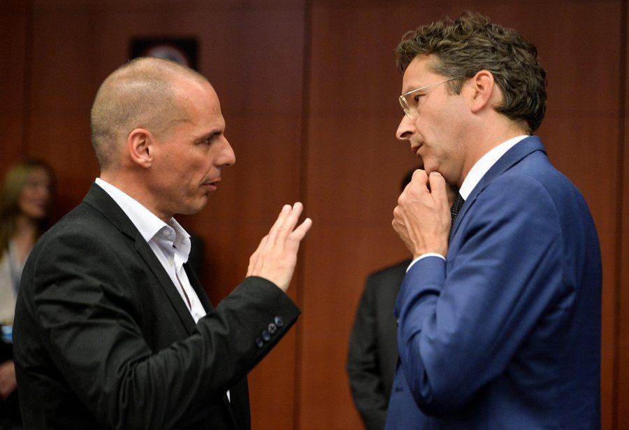 Βαρουφάκης: Έχω ηχογραφήσει όλα τα Eurogroup εκτός από το πρώτο!