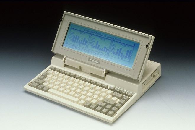 H Toshiba γιορτάζει την 30η επέτειο του πρώτου laptop