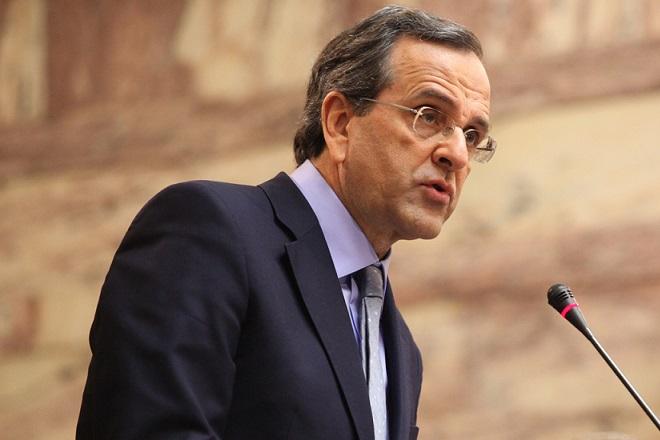 Επιστολή Σαμαρά: Δεν θα παραστώ στη συνεδρίαση της Επιτροπής για την Novartis