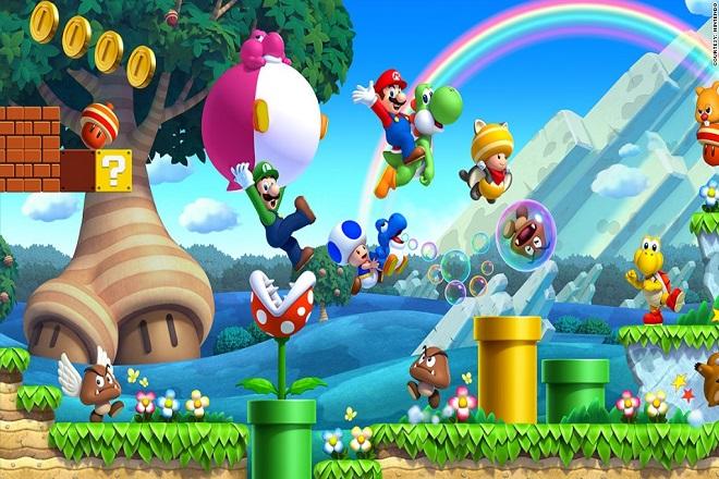 Έρχεται το θεματικό πάρκο της Nintendo!