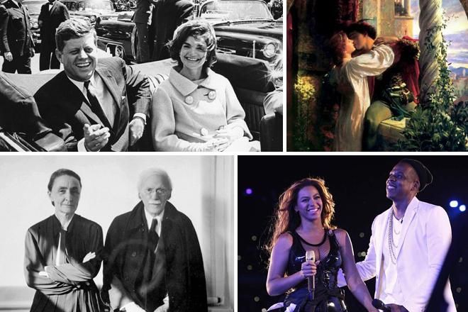 Αυτά τα ζευγάρια έμειναν στην ιστορία