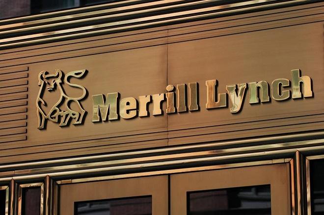 «Καμπάνα» 34,5 εκατ. λιρών για τη Merrill Lynch από τη Μ. Βρετανία