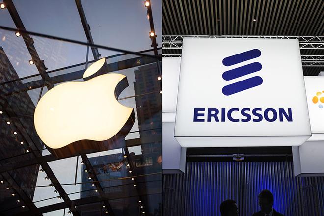 Ο πόλεμος ξεκίνησε: Η Ericsson έκανε αγωγή κατά της Apple