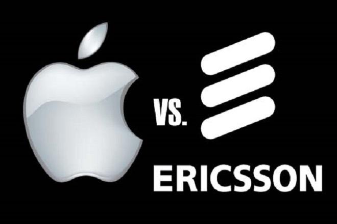 Apple και Ericsson έδωσαν τα χέρια μετά τις νομικές αντιδικίες για πατέντες
