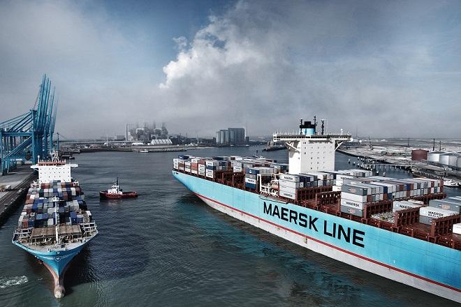Ενδιαφέρον για τα ελληνικά λιμάνια εκδηλώνει η Maersk