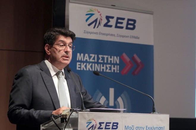 Ο ΣΕΒ προειδοποιεί για την πιθανή αύξηση της φορολογίας