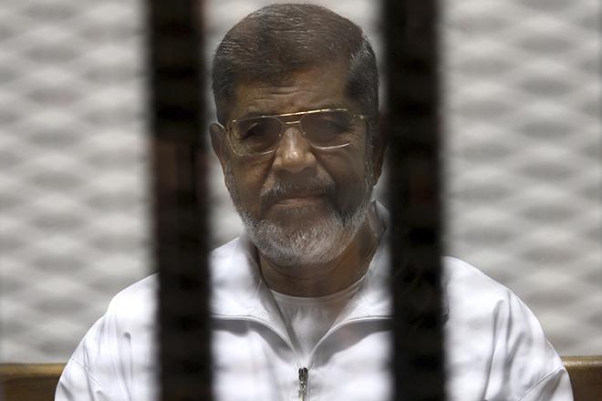 Θανατική καταδίκη για τον πρώην πρόεδρο της Αιγύπτου