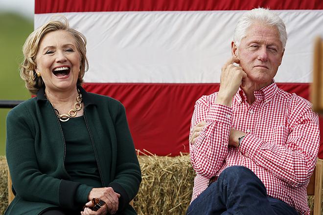 Πώς θα αποκαλείται ο Μπιλ Κλίντον αν η Χίλαρι κερδίσει τις εκλογές;