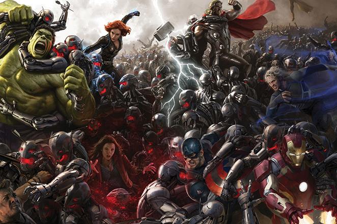 Σπάνε το φράγμα του ενός δισεκατομμυρίου δολαρίων οι Avengers