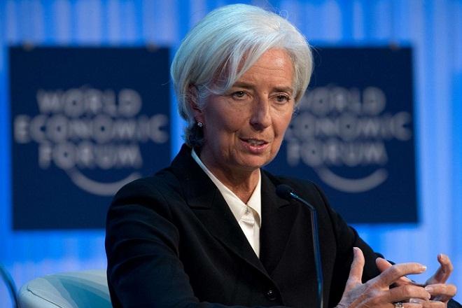 Λαγκάρντ: «Αναπόφευκτη η αναδιάρθρωση του δημόσιου χρέους της Ελλάδας»