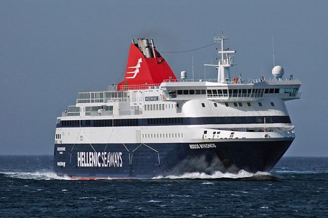 «Πράσινο φως» για τα νέα δρομολόγια της Hellenic Seaways στο Βόρειο Αιγαίο