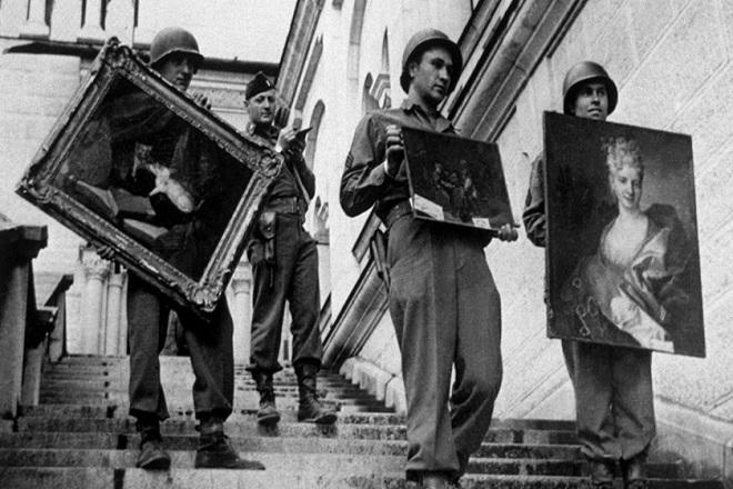Γιατί τα αμερικανικά μουσεία δεν επιστρέφουν τα κλεμμένα έργα τέχνης από τους Ναζί;
