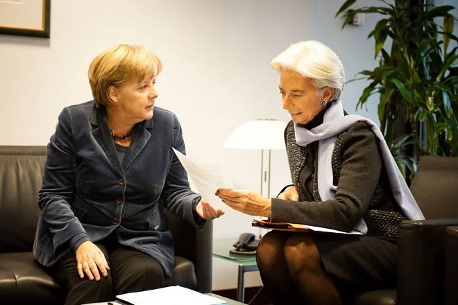 Merkel_Lagarde